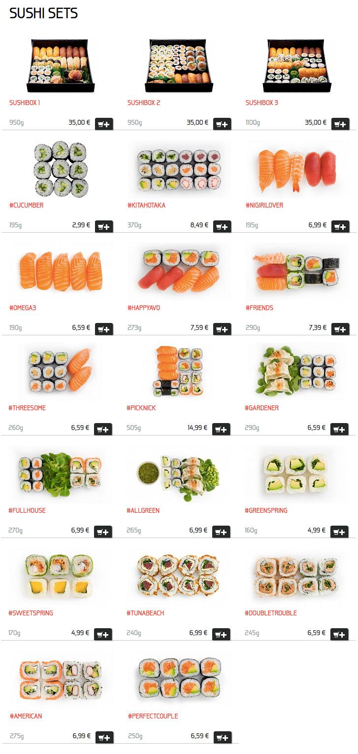 Sushi Time sushi sety - sushiweb.sk